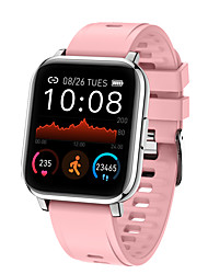 cheap -P25 Long Battery-life Smartwatch for Apple/Android/Samsung Phones, Activity Tracker Support Heart Rate/Blood Pressure/Blood Oxygen Measure