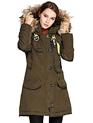 cheap -women's thickened down jacket (most wished &gift ideas)