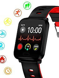 cheap -K10 Water-resistant Smartwatch Support Heart Rate/Blood Pressure Measure, Sports Tracker for Android/iPhone/Samsung Phones