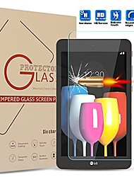 cheap -lg g pad x2 8.0 plus screen protector for lg g pad iv 8.0 fhd/lg g pad 4 8.0/ lg g pad iv 8.0 fhd/ v533/ v530 tablet tempered glass protective film