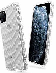 cheap -iphone 11 case 6.1 inch 2019, full body clear anti-scratch soft tpu case [support wireless charging] for iphone 11, clear(no ring)