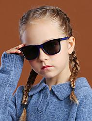 cheap -1pcs Kids Unisex Active / Sweet Solid Colored Glasses Black / Blue / Purple One-Size