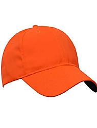 cheap -sports unisex plain golf flex sandwich baseball cap fitted cotton visor bill hunting hat white