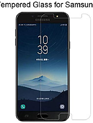 cheap -9h premium tempered glass for samsung galaxy a3 / a5 / a7 / a3 2016 / a5 2016 / a7 2016 screen protector protective glass film.anti scratch,anti-glare,(2 pack) (a5)