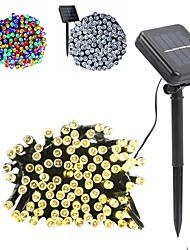 cheap -Solar Fairy Lights String 6.5M-30LED 12M-100LED Waterproof Solar Power Christmas Light Outdoor Garden LED Solar Lamp Holiday Decoration