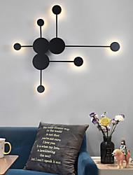 cheap -Modern Nordic Style LED Wall Lights Flush Mount Ceiling Lights Anti-Glare Creative Living Room Office Iron Wall Light 110-120V 220-240V 8 W