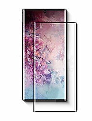 cheap -galaxy note 20 5g screen protector, [fingerprint id enabled] [3d full edge covered] [9h hardness] hd tempered glass film,for samsung galaxy note 20