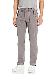 cheap -amazon brand - men's straight-fit tactical pant, grey 38w x 32l