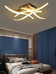 cheap -LED Moderna de 18W y 24W Para Techo Lmpara de Techo de Aluminio Forked para Decoracin Para Sala de Estar 85-265V