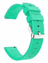 cheap -watch band wirstband for huami amazfit bip watch sport soft silicon accessory(mint green,as described)
