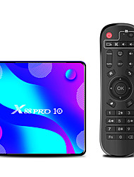 cheap -Android 10.0 Smart TV Box Android 10 MAX 4GB RAM 32GB ROM RK3318 BT4.0 TVBOX 5.8G Dual Wifi Media Player Youtube 4K Set Top Box