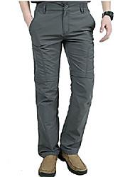 cheap -men's stretch waist convertible quick-dry pants grey xl -tag