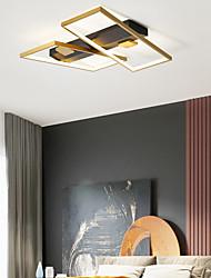 cheap -42cm 52cm LED Ceiling Light Round Square Circle Rectangular Geometric New Living Room Bedroom Office