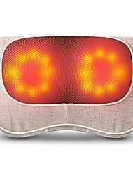 cheap -1Pc Cervical Spine Massage Pillow Back Massage Pad Multi-Functional Heating Massage Back Cushion Massager