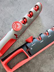 cheap -New sharpener four in one adjustable Sharpener Hand held kitchen grinder scissors