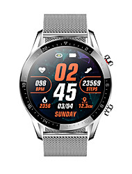 cheap -GT05 Smartwatch Support Bluetooth Call/ECG/Heart Rate/Blood Pressure/Blood Oxygen Measure, Water-resistant Sports Tracker for Andorid/IOS Phones