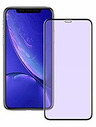 cheap -screen protector compatible with apple iphone 11 pro 5.8 3d curved surface tempered glass film anti blue light [2 pack] 9h hardness 3d touch full screen coverage(clear2(anti-blue ray))