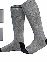 cheap -electric heated socks with rechargeable battery adults warm socks