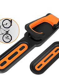 cheap -Bike Trunk Mount Rack Adjustable Convenient For Road Bike Mountain Bike MTB Recreational Cycling Cycling Bicycle ABS White Blue Orange 1 pcs