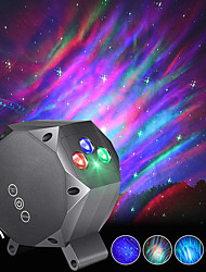 cheap -Star ProjectorDelicacy Galaxy Projector Aurora Light Starry Sky Night Light ProjectorBluetooth Music Speaker with Rotating LED Night Light for Home Theater Kids Adults Room Decoration
