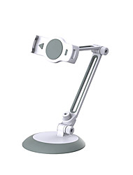 cheap -REMAX RL-CH10 Universal Sucker Mount Holder Bracket Aluminum Alloy 360 Rotation Foldable Tablet Stand for 4-10 Inch Tablets Cellphones