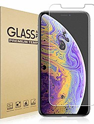 "cheap -iphone xr/ 11 matte screen protector, anti-glare anti-fingerprint tempered glass film bubble-free smooth accurate touch ballistic shield for iphone 11 / xr 6.1"" [case friendly]"