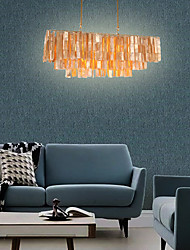 cheap -77 cm Pendant Lantern Design Chandelier Metal Brass Traditional / Classic 220-240V