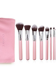 cheap -10 Pcs Makeup Brushes Set Loose Powder Brush Blush Brush Highlight Brush Eye Shadow Brush Beauty Tool