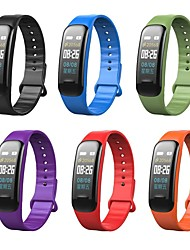 cheap -X1 0.96'' TFT Color Screen IP67 Waterproof Smart Watch Heart Rate Monitor Smart Bracelet