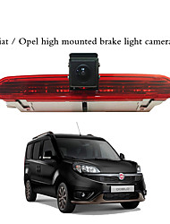 cheap -170 Degree Rear View Camera Applicable To Fiat Opel Brake Light Camera Applicable To Fiat Doblo Opel Combo Camera