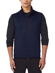 cheap -Men's N / A Fall & Winter Peaked Lapel Coat Regular Dailywear Rabbit Fur Coat Tops ArmyGreen