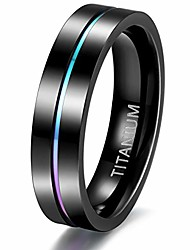 cheap -8mm tungsten abalone shell inlay polished finish step edge ring wedding band (8.5)