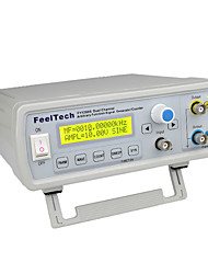cheap -High Precision Digital DDS Dual-channel Function Signal Source Generator Arbitrary Waveform/Pulse Frequency Meter 12Bits 250MSa/s Sine Wave 6MHz