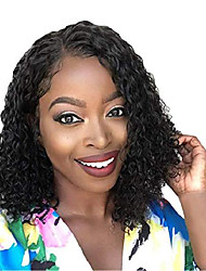 cheap -short bob wave wig brazilian synthetic curly wigs synthetic short hair wig for african american (black,one_size)