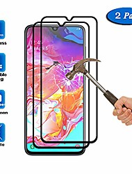 cheap -2 Pack Screen Protector For Samsung Galaxy A32/A51/A71 9H Hardness Anti-scratch Full Coverage Tempered Glass Screen Protector Film For Samsung Galaxy A50 A70