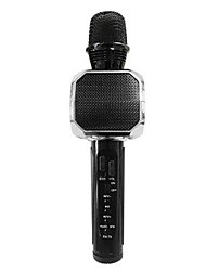 cheap -SD10 Wireless Bluetooth Microphone Karaoke Microphone Wireless Loudspeaker Handheld KTV Mobile Phone Karaoke Sing Special Microphone