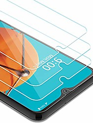 cheap -[3 pack] screen protector for lg k51 tempered glass screen protector,scratch-free, fingerprint-resistant,bubble free case friendly