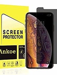 cheap -for iphone xr privacy screen protector, [anti-spy] [anti-scratch] [anti-fingerprint] [bubble free] 9h privacy tempered glass for apple iphone xr 6.1 inch 2018 (1 pack)