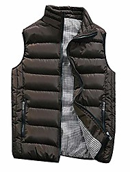 cheap -Hiking Vest / Gilet Outdoor Wear Resistance Scratch Resistant Top Camping / Hiking Hunting Fishing Black Red khaki