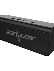 cheap -ZEALOT S31 Bluetooth Speaker Portable Boombox 3D HIFI Stereo Wireless Speaker Support TF card USB Pen DriveTWS
