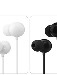 cheap -IVON E50 Wired Earphones Sport Headset 3.5mm In Ear Deep Bass Stereo Earbuds With Mic For iPhone Samsung Huawei Xiaomi Vivo OPPO