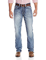 cheap -mens pieced back pocket jeans 27 x 32