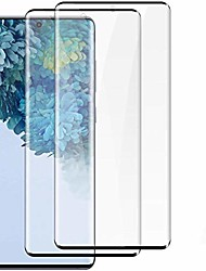 "cheap -[2 pack] welmax galaxy s20 plus screen protector, hd full screen tempered glass screen protector film, [case friendly] [3d touch] protection screen cover saver guard for samsung galaxy s20+ 5g(6.7"")"