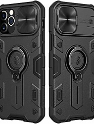 cheap -Phone Case For Apple Silicone iPhone 12 Pro Max 11 SE 2020 X XR XS Max 8 7 Shockproof with Stand Armor Silicone