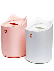cheap -Home Air Humidifier 3000ML Double Nozzle Cool Mist Aroma Diffuser with Coloful LED light Heavy fog Ultrasonic USB Humidificador