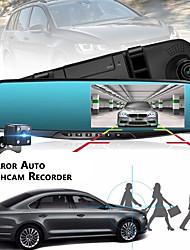 cheap -1080p HD / Dual Lens Car DVR 120 Degree Wide Angle 4.3 inch TFT Dash Cam with GPS / G-Sensor / motion detection No Car Recorder