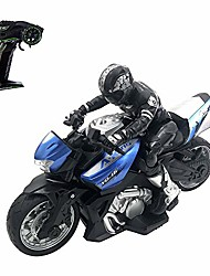 cheap -remote control motorcycle toy stunt performing car toys rechargeable blue rc motor bike safe & durable birthday xmas gift for kids boys girls