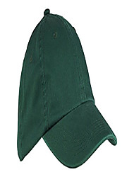 cheap -6-panel washed twill low-profile baseball cap bx005 dark green one size