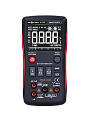 cheap -RM409B/RM408B True-RMS Digital Multimeter Button 9999/8000 Counts With Analog Bar Graph AC/DC Voltage Ammeter Current Ohm Auto