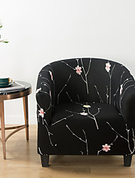 cheap -Sofa Cover Floral / Romantic / Contemporary Printed Polyester Slipcovers